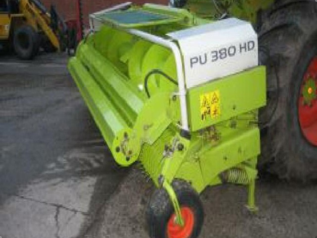 CLAAS PICK-UP 3,8M
