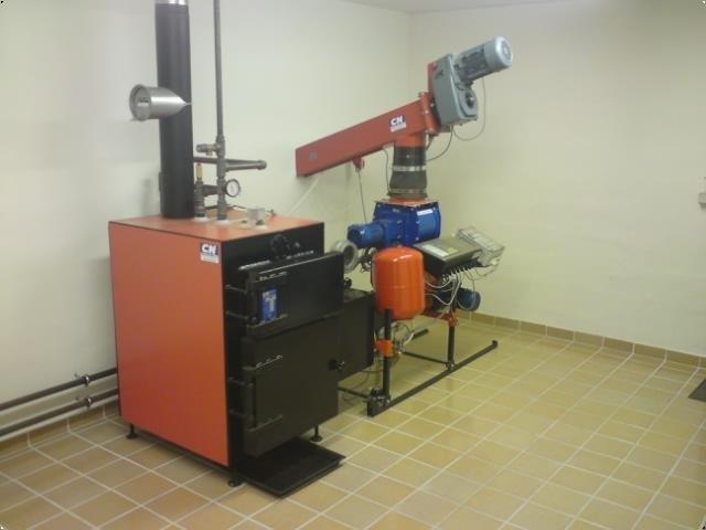 CN Biobrændselsanlæg .