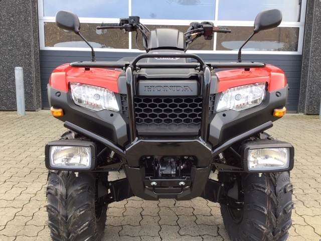 Honda TRX 420FE Traktor