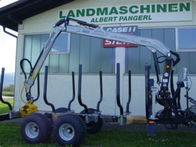 - - - MF 950 mit 6500 Kran