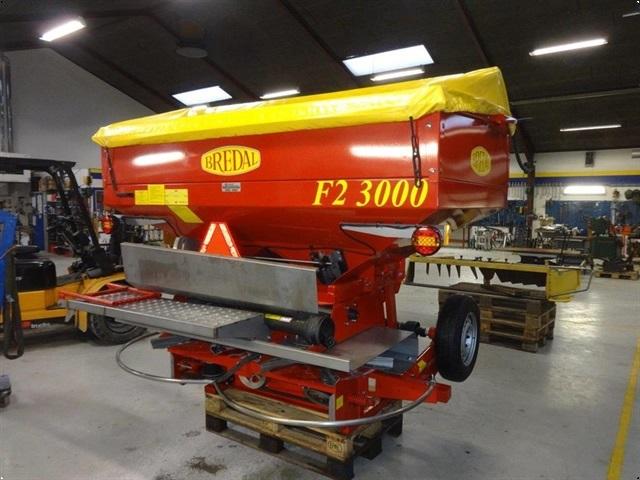 Bredal F2 3000 l