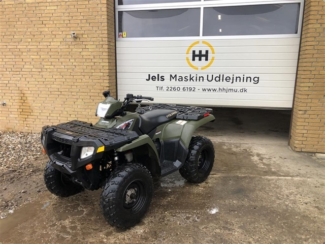 Polaris Sportsman 500HO