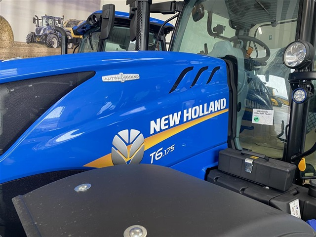 New Holland T6.175 AC STAGE V