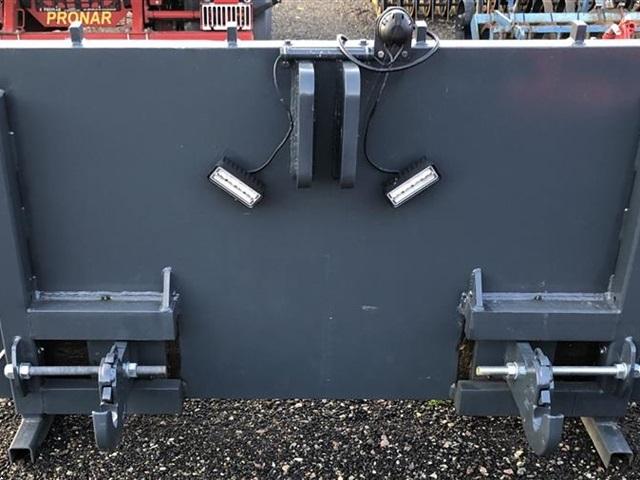 Allround vægtklods Standard