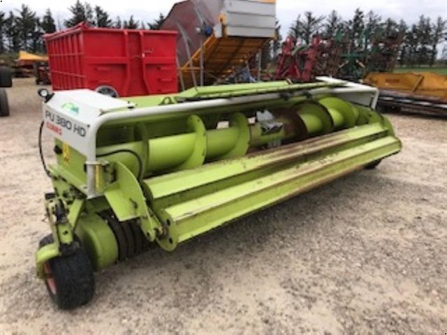 CLAAS 3,8M PICK-UP 497