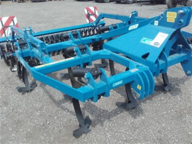 - - - Flügelschargrubber CULTI II 300 T NON-STOP NEW EDITION Mulch -