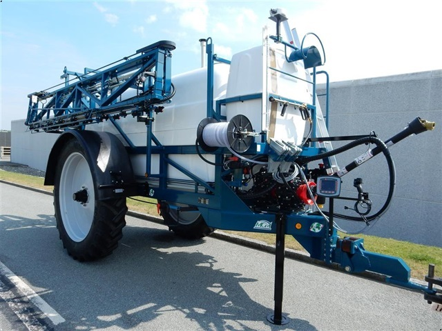 MGM 5000 liter - 24 meter