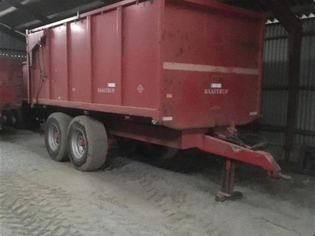 Baastrup 14 Tons