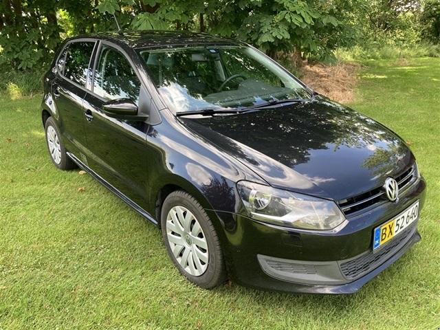 VW Polo 1,6 TDI Bluemotion