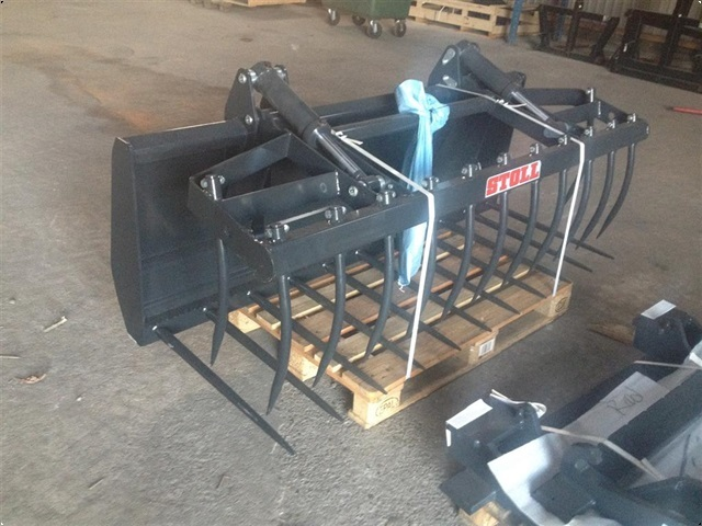 Stoll Siloklo 150 cm Stærk model