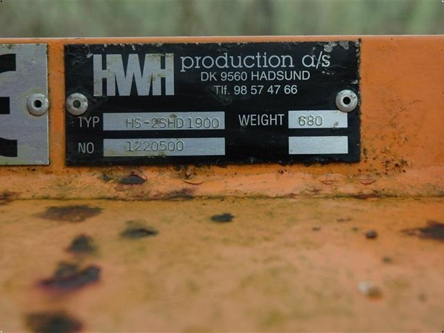 HWH HS-2SHD 1900