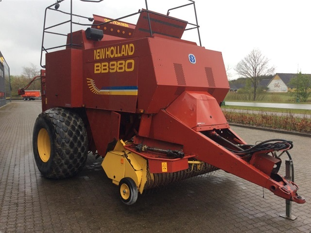 New Holland BB980 BIGBALLEPRESSE