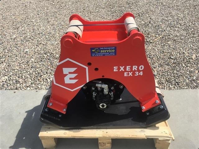 Komatsu Exero EX22