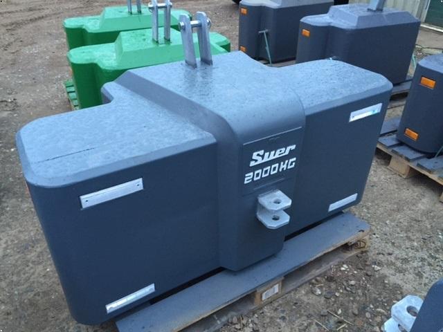 Suer 2000 kg ultra kompakt - www.suer.dk