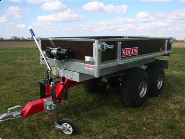 Solus SOLUS ATV VOGN
