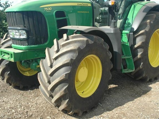 Michelin MachXbib 650/75*38 + 600/65*28