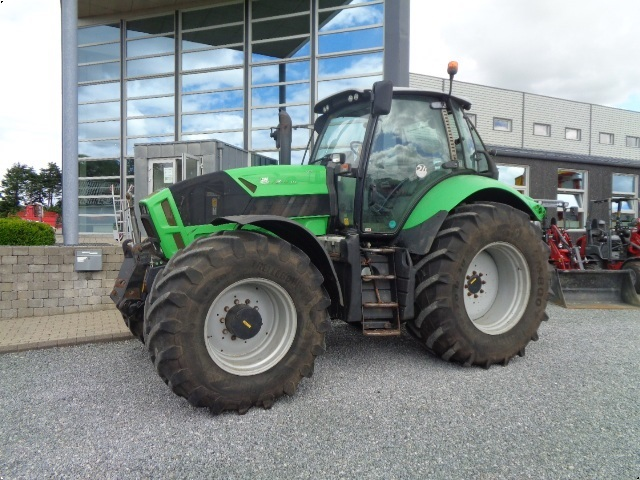 Deutz-Fahr Agrotron TTV 7210